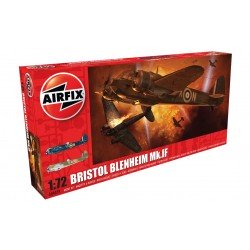 Bristol Blenheim Mk.If 1/72 Scale