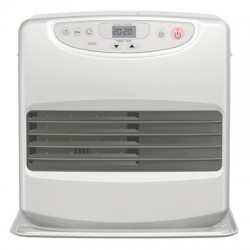 Qlima Fan Assisted 4Kw Rolf Paraffin Heater Nf Sre 8040 C Plus a  20 Litre Free Drum of ROLF Fuel