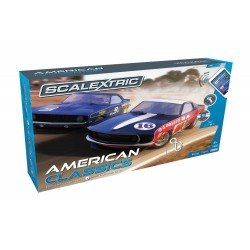 Scalextric ARC ONE American Classics Set 1/32 Scale