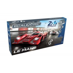 Scalextric Le Mans Sports Cars Set 1/32 Scale
