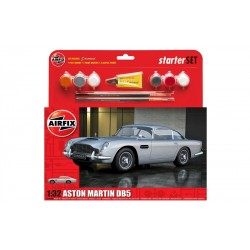 Aston Martin Db5 Starter Set 1/32 Kit Airfix A50089A