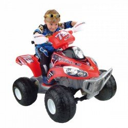 Feber Battery Operated Quad Brutale 12V