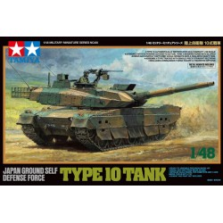 JGSDF Type 10 Tank 1/48 Scale Kit