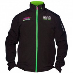 Merida Softshell Black Jacket L