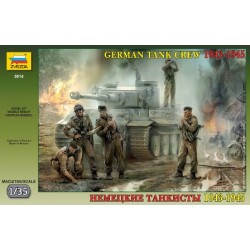 GERMAN TANK CREW 1943-1945 1/35 Kit