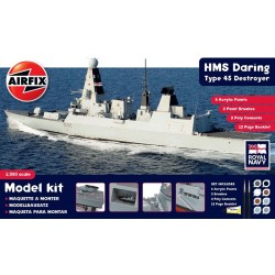 Type 45 Destroyer Gift Set 1/350 Dis Kit Airfix A50132