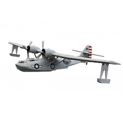 DYNAM PBY CATALINA TWIN GREY 1470MM W/O TX/RX/BATT