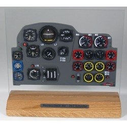 Messerschmitt Me262A Instrument Panel 1/4 Scale