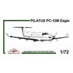 Pilatus PC-12M Eagle (South African Air Force) 1/72 Scale