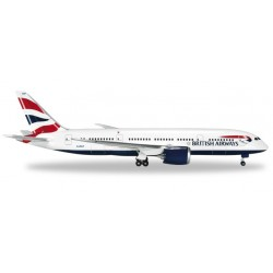 B787-8 (British Airways) G-ZBJF 1/500 Scale