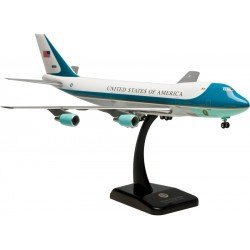 B747-200 (Air Force One) 1:200 Scale