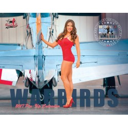 Warbirds Pin-Up 2017 Cale