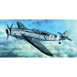 Me Bf 109G-10 Kit 1/24 Scale
