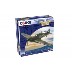 Hawker Hurricane Mki, P31 Corgi 1/72 Scale DieCast Model
