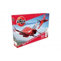 Red Arrows 50Th Display Season Gift Set 1/48 Dis Kit Airfix A50159