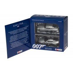 007 Twin Pack Aston Corgi 1/36 Scale DieCast Model