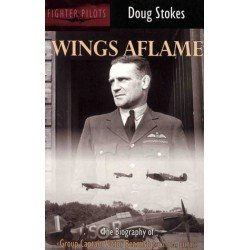 Wings Aflame. The acclaimed biography of Victor Beamish,