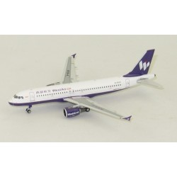 A320 (Westair) B-8102 desktop Model