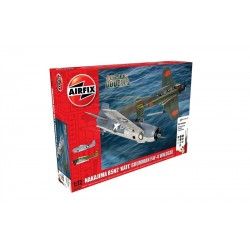 B5N Kate V Wildcat 1/72 Dis Kit Airfix A50169