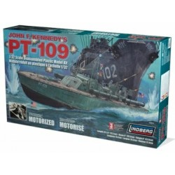 Pt109 1/32 Jfk Boat  Kit