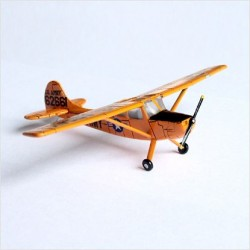 Cessna O1 Bird dog USAF Alaska 1/144 Scale kit