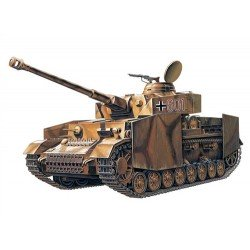 1327 Panzer Iv H W/Armour Kit 1/35 Scale