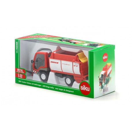 1:32 Lindner Unitrac With Forage Trail