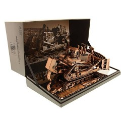 1:50 Cat D11T Track-Type Tractor-Copper Finish