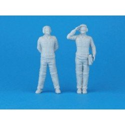 US Navy Crew Chief (modern) 1/32 Scale Resin Model