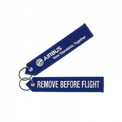 Key (Blue) With `Remove Before Flight' on one side
