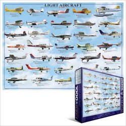 Light Aircraft Puzzle