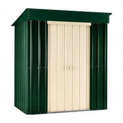 8X4  Pent Heritag Shed