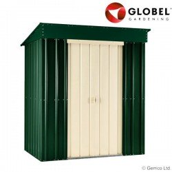 6X4 Pent Heritage Green Shed