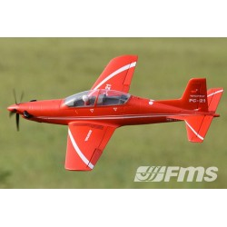 Remote Fms 1100Mm Pilatus Pc-21 Artf W/O Tx/Rx/Batt. Free FMS Polo Shirt & FMS Base ball hat