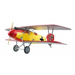 Remote Control Dynam Albatros Dva Wwi 1270Mm W/O Tx/Rx/Batt.Free FMS Polo Shirt & FMS Base ball hat