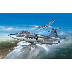 1619 F-104G Starfighter 1/72 Scale Kit