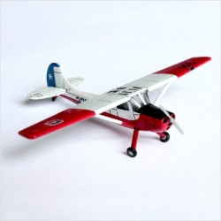 Cessna O1 Bird dog Chilean AF 1/144 Scale Kit