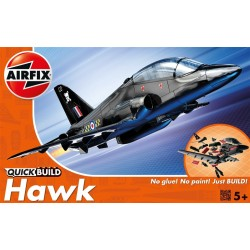 Bae Hawk Jet Trainer Quickbuild Airfix  DIS