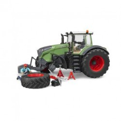 Fendt 1050 Vario w/ Mechanic
