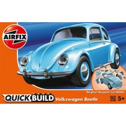 Airfix Quick Build Vw Beetle  DIS