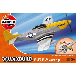 Airfix Quick Build Mustang P-51D  DIS