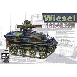 Wiesel 1 Tow A1/A2 AFV Club Kit