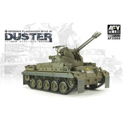 M42A1 Duster German Army Flakpanzer AFV Club Kit