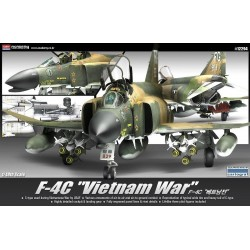 "F-4C Phantom ""Vietnamese War"" Academy Kit"