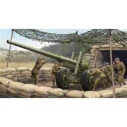 A-19 Mod 1931 122mm Cannon Trumpeter Kit