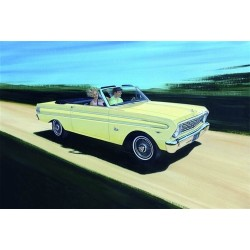 "1964 Ford Falcon Futura Convertible ""Stock Plus"" Trumpeter Kit"