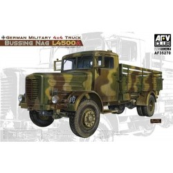 Bussing NAG L4500A 4x4 AFV Club Kit 1/35