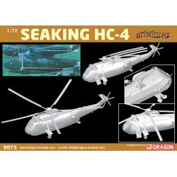 Westland Sea King HC-4 Commando Kit 1/72
