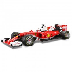 Ferrari SF16 VETTEL F1 CAR Diecast Model 1/18 Scale