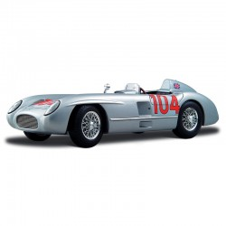 MOSS 1955 MB 300 SLR Diecast Model 1/18 Scale